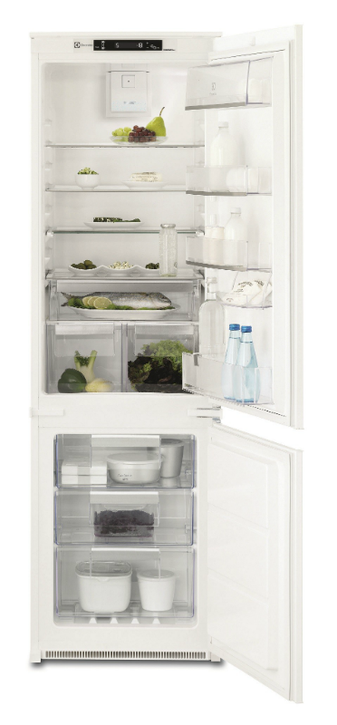 Enn2853cow Electrolux Integrated Fridge Freezer 699 Fitted